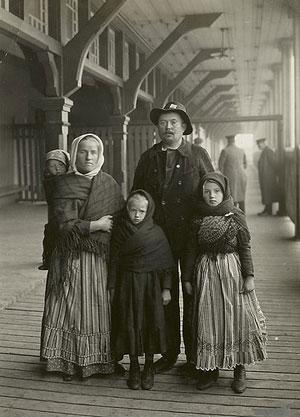Deutsche Familie