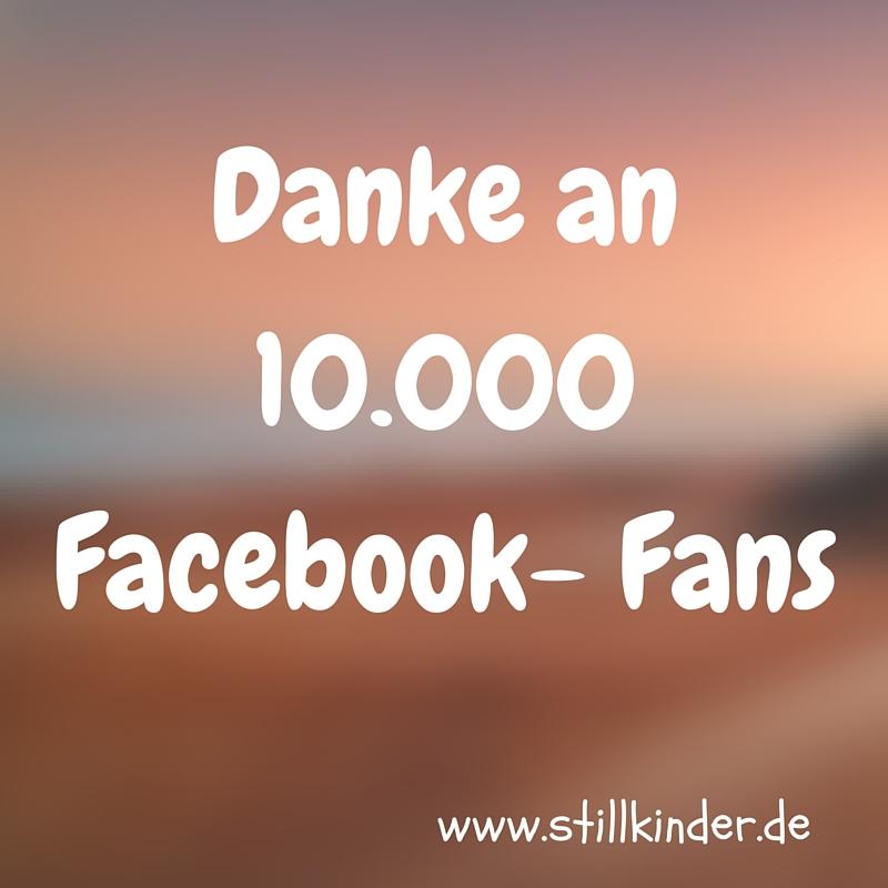 Danke an 10.000 Fans