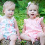 Zwillinge stillen - am Anfang nicht so einfach