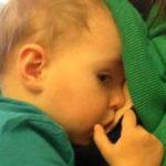 Linktipps - Stillen von Kleinkindern
