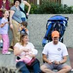 Stillen in der Öffentlichkeit – (K)ein Problem!?