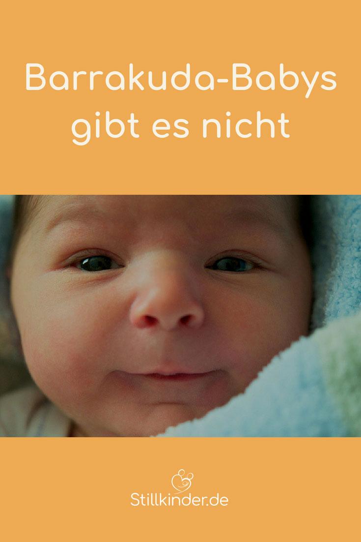 Ein süßes Baby