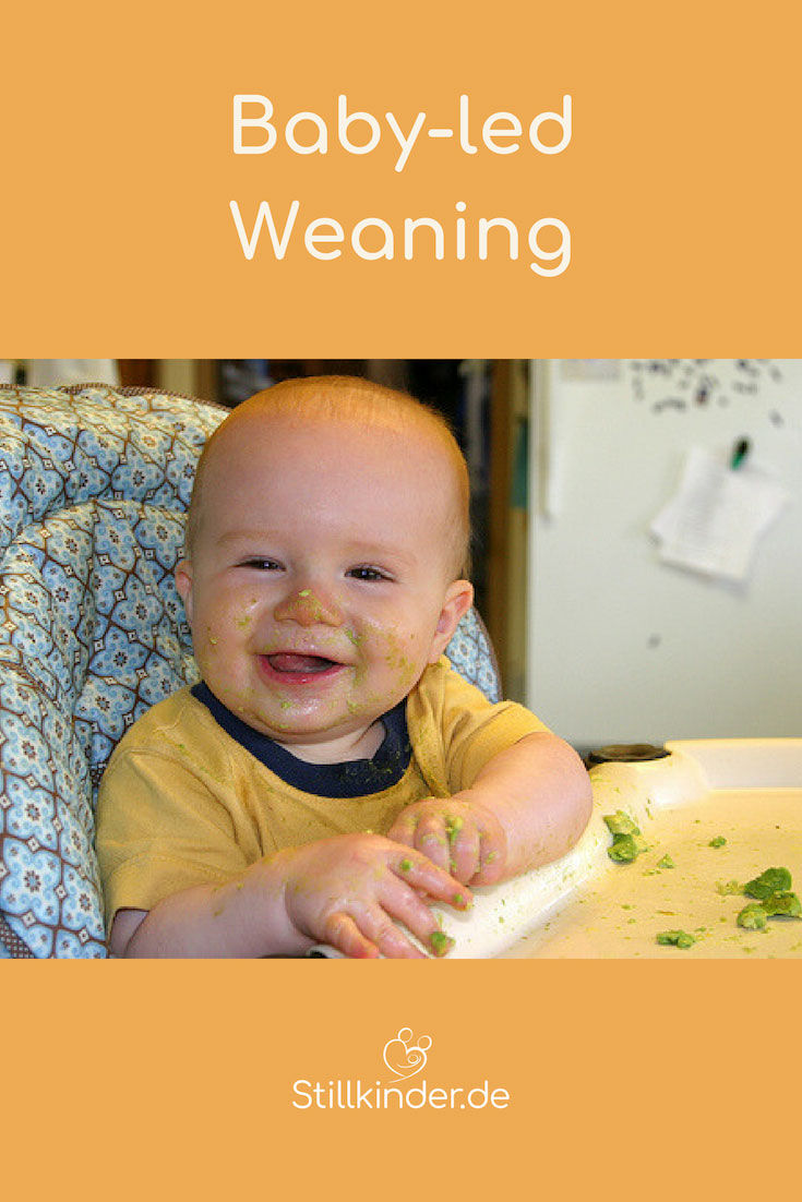 4a4e42f5639d73 Kleinkind beim Baby-led Weaning