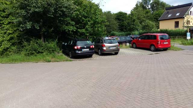 Braamwisch - Öffentliche Parkplätze