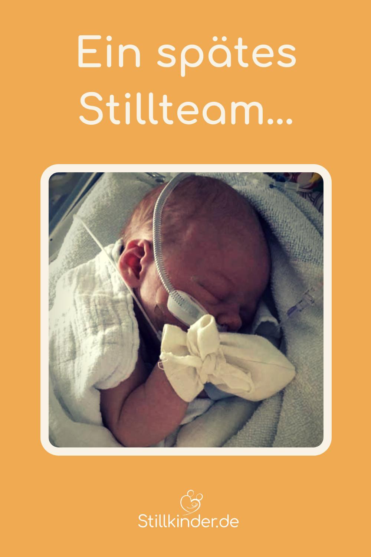 Neugeborenes auf der Intensivstation