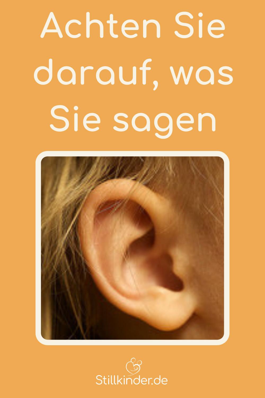 Ein Ohr