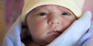 Brief eines Babys an seine Eltern
