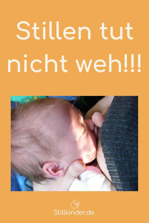 Ein gut angelegtes Baby