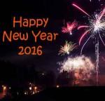 Ein frohes neues Jahr 2016