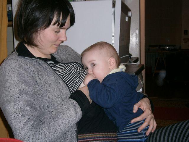 Wie ich zur langstillenden Mutter wurde