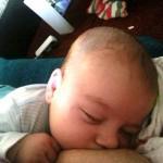 Mein Sohn fasste die Brust nicht richtig