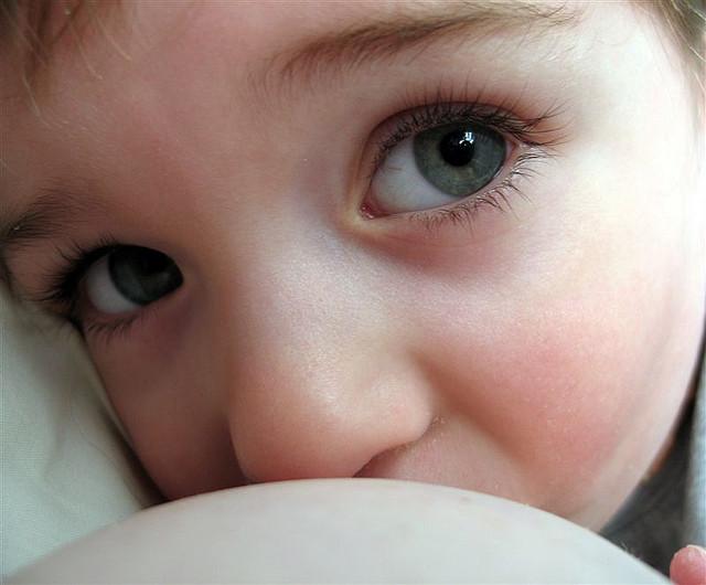 Tipps zum Stillen nach der Säuglingszeit