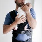 Warum Babys auf den Arm wollen und müssen